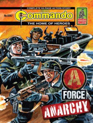 Commando Issue 5387