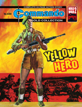 Commando Issue 5388