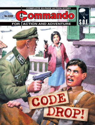 Commando Issue 5389