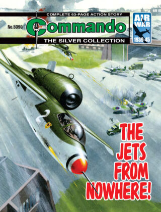Commando Issue 5390