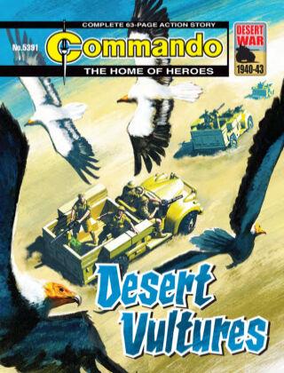 Commando Issue 5391