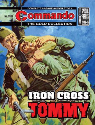 Commando Issue 5392