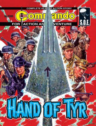 Commando Issue 5393