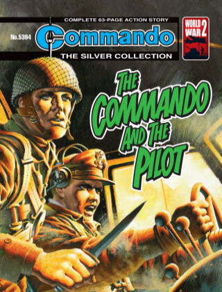 Commando Issue 5394