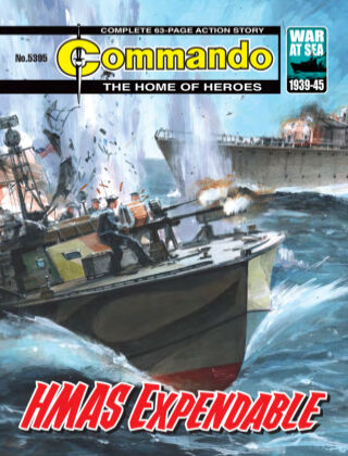 Commando Issue 5395