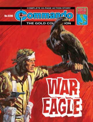 Commando Issue 5396