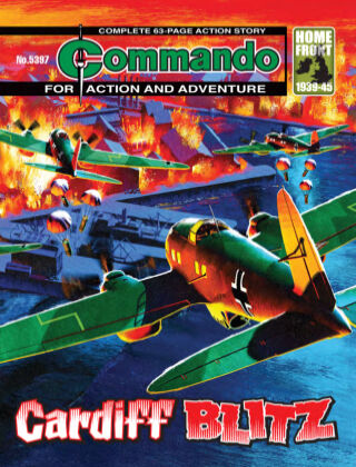 Commando Issue 5397
