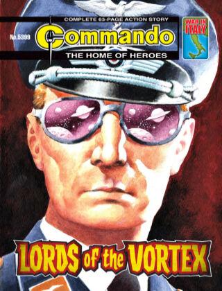 Commando Issue 5399