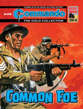Commando Issue 5400