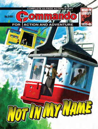 Commando Issue 5401