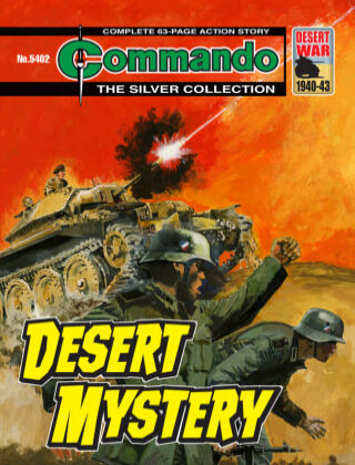 Commando Issue 5402