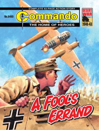 Commando Issue 5403