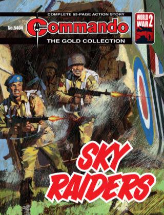 Commando Issue 5404