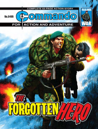 Commando Issue 5405