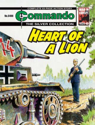 Commando Issue 5406