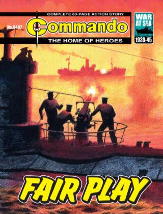 Commando Issue 5407