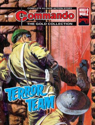 Commando Issue 5408
