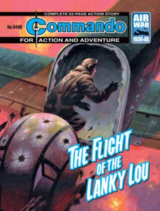 Commando Issue 5409