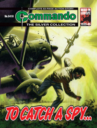 Commando Issue 5410