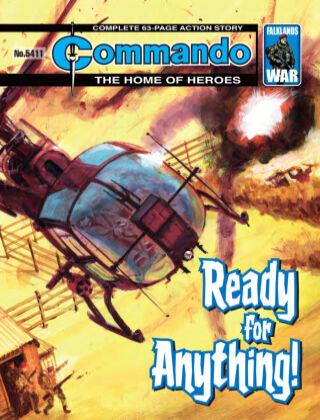 Commando Issue 5411