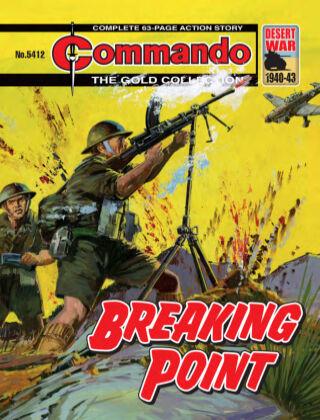 Commando Issue 5412