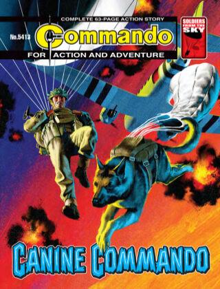 Commando Issue 5413