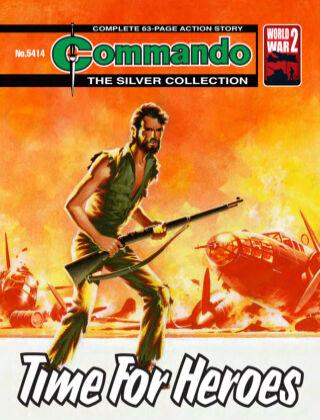 Commando Issue 5414