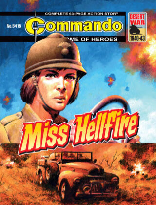 Commando Issue 5415