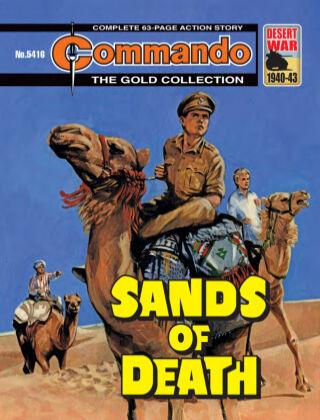 Commando Issue 5416