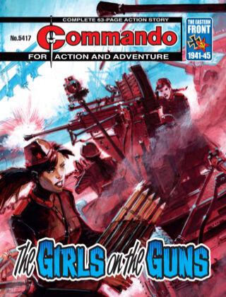 Commando Issue 5417