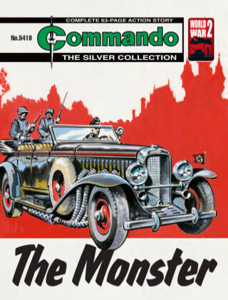Commando Issue 5418