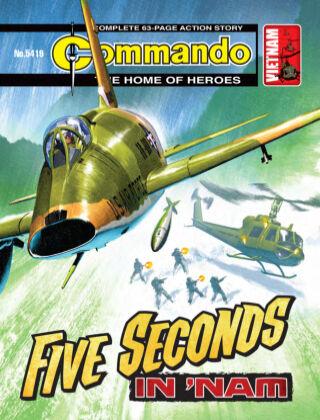Commando Issue 5419