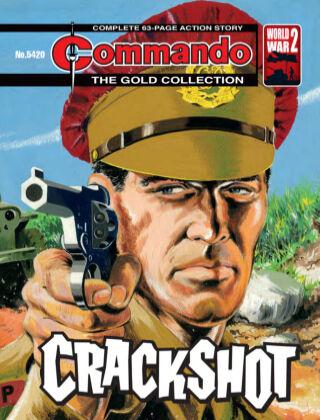 Commando Issue 5420
