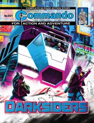 Commando Issue 5421