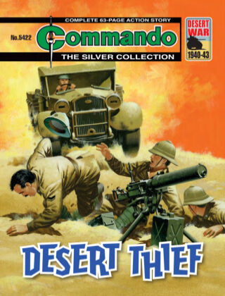 Commando Issue 5422
