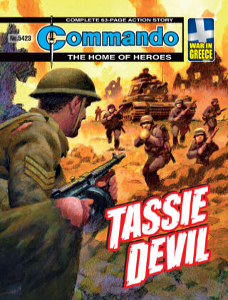 Commando Issue 5423