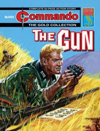 Commando Issue 5424
