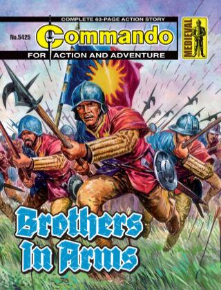 Commando Issue 5425