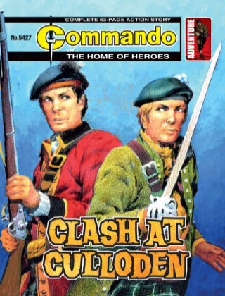 Commando Issue 5427