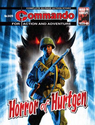 Commando Issue 5429