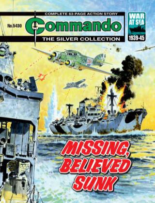 Commando Issue 5430