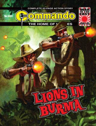 Commando Issue 5431