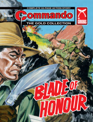 Commando Issue 5432