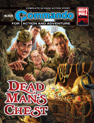 Commando Issue 5433