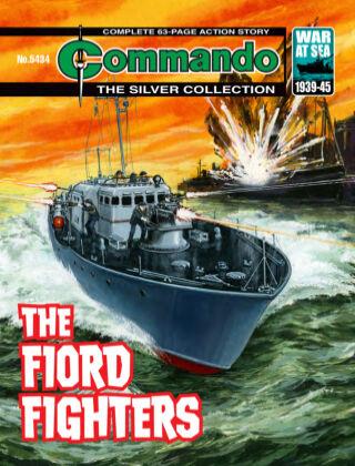 Commando Issue 5434