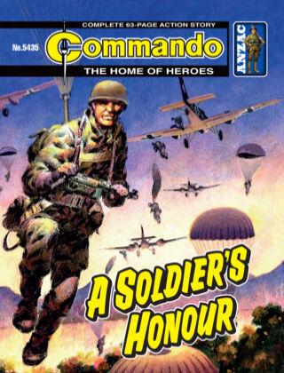 Commando Issue 5435