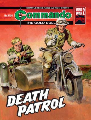 Commando Issue 5436