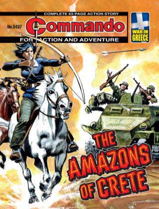 Commando Issue 5437