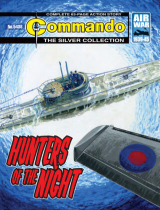 Commando Issue 5438