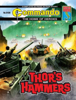 Commando Issue 5439